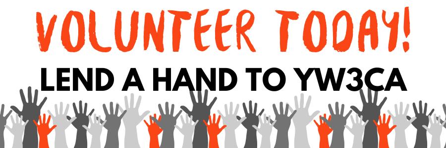 Volunteer at YW3CA