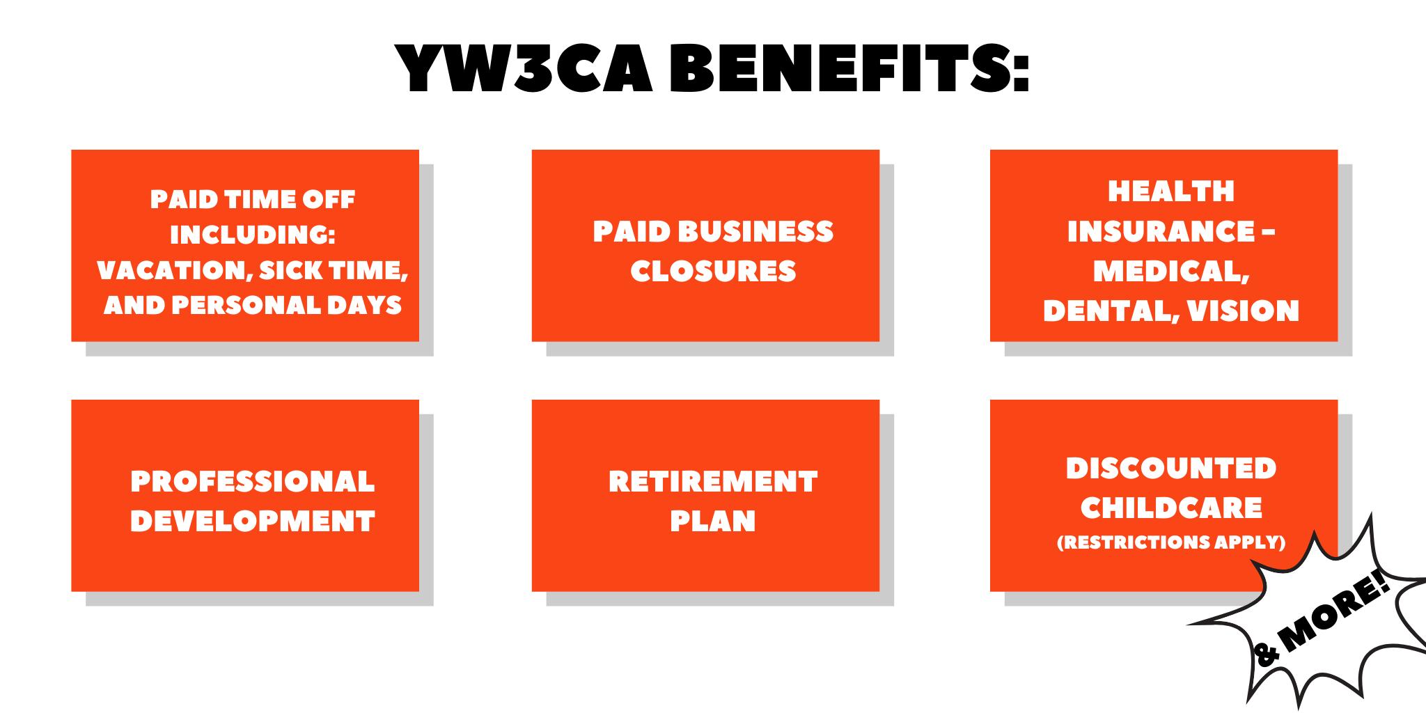 Careers Benefits